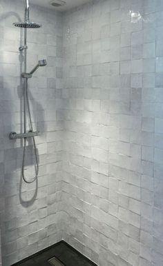Carrelage salle de bain zellige