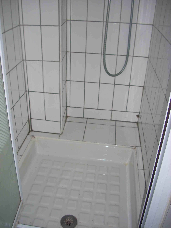 Carrelage adhésif baignoire