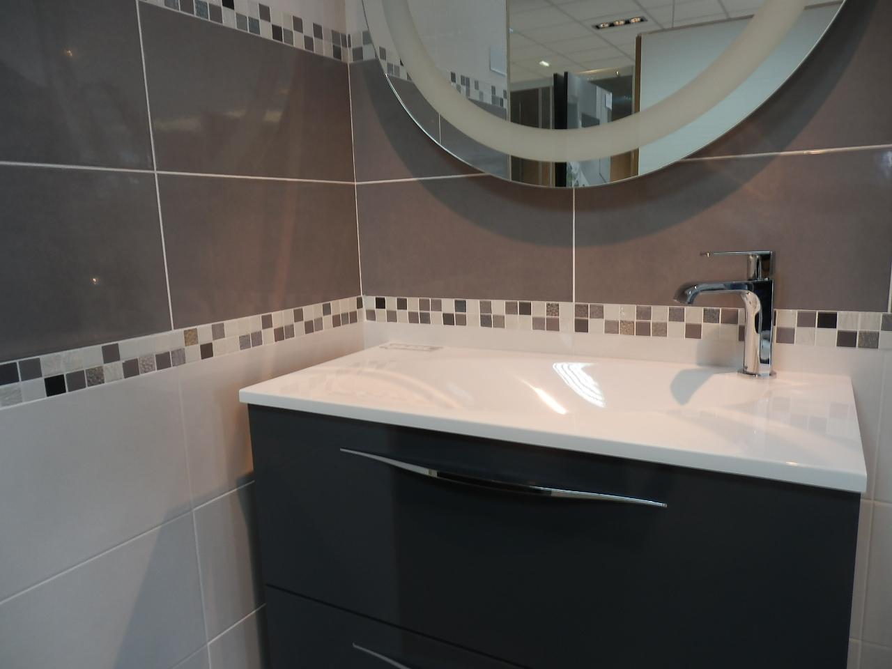 carrelage roger magnet gris livraison. Black Bedroom Furniture Sets. Home Design Ideas