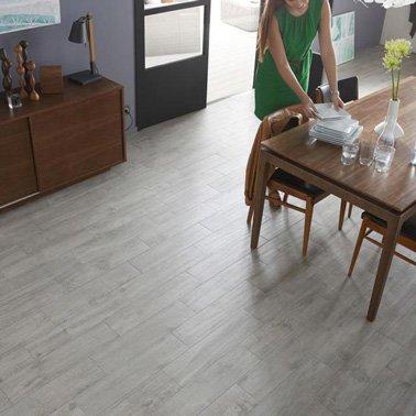 Carrelage gris anthracite mat ou brillant