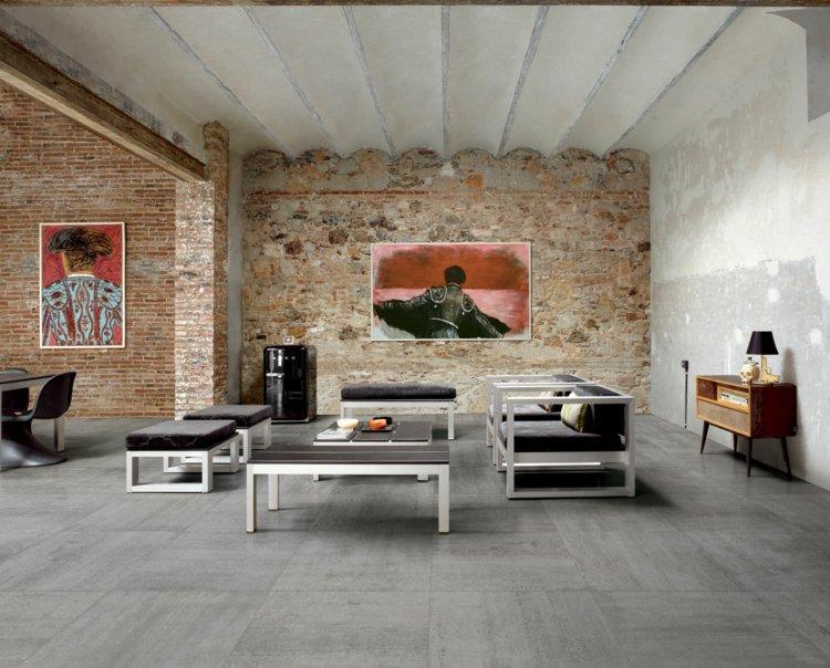 Stunning Carrelage Gris Mur Beige Photos - House Design ...