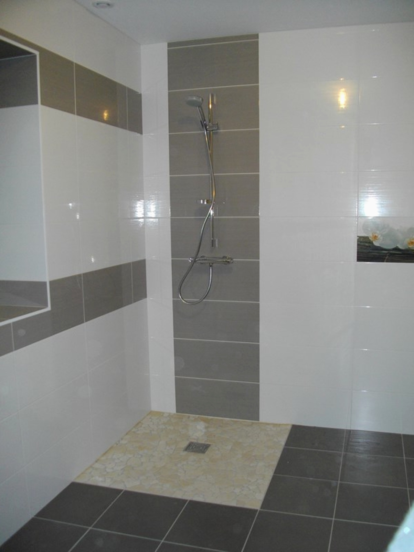 Carrelage blanc salle de bain castorama - livraison-clenbuterol.fr