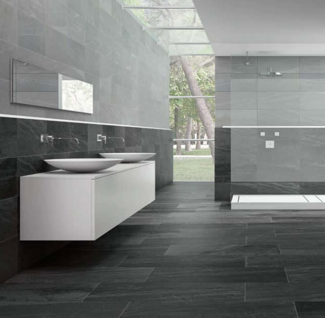 Carrelage sol salle de bain - livraison-clenbuterol.fr