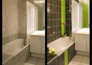 Carrelage salle de bain gris et noir - livraison-clenbuterol.fr