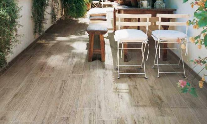 Carrelage exterieur imitation bois gris castorama