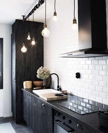 Carrelage brique blanc cuisine - livraison-clenbuterol.fr