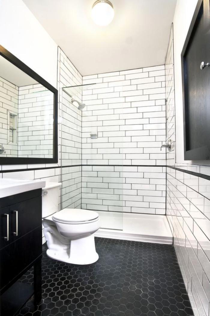 carrelage salle de bain sol noir livraison. Black Bedroom Furniture Sets. Home Design Ideas
