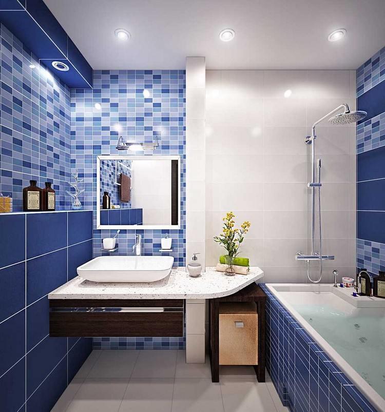 Carrelage bleu roi - livraison-clenbuterol.fr