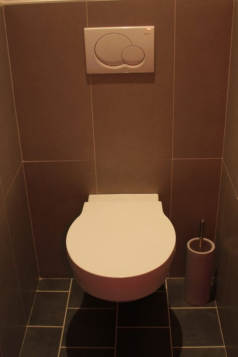 Carrelage Wc Taupe