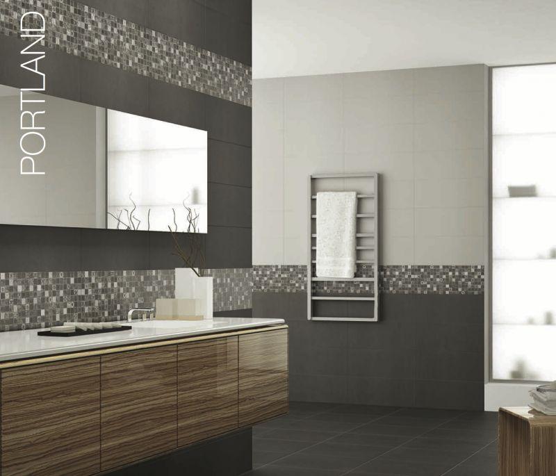 Carrelage salle de bain ton gris - livraison-clenbuterol.fr