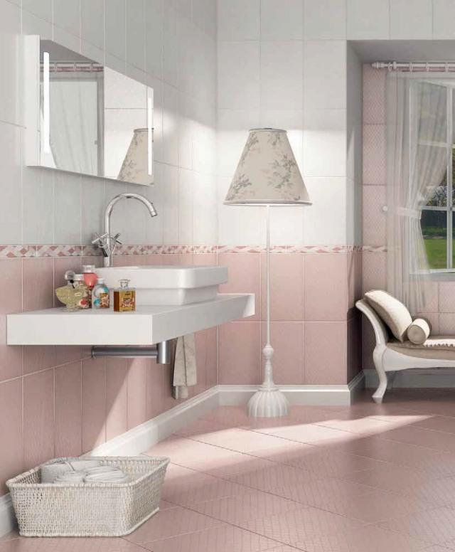 Carrelage mural salle de bain jusqu 39 au plafond livraison Carrelage salle de bain couleur