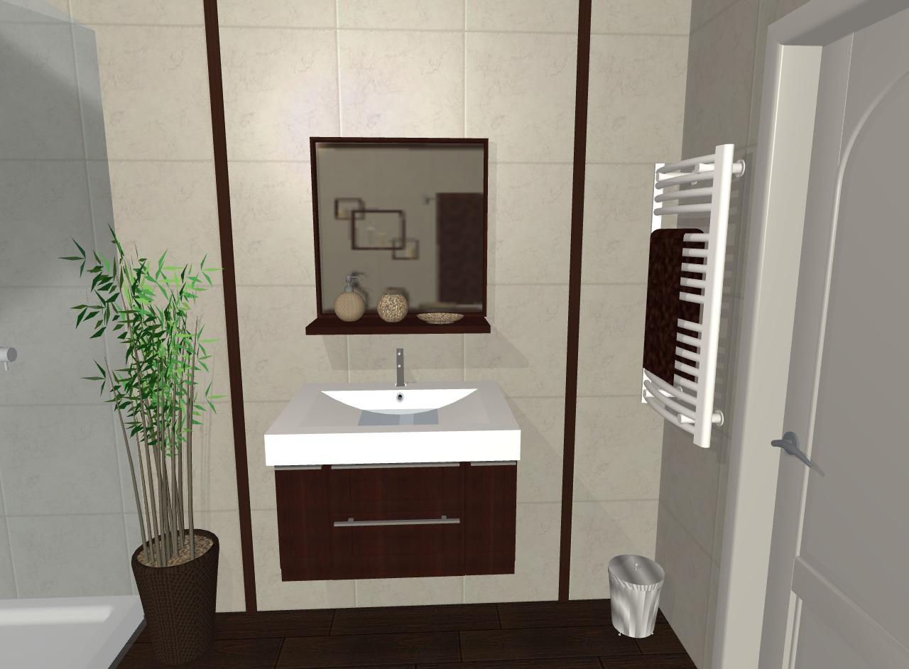 Carrelage salle de bain ambiance zen - livraison-clenbuterol.fr