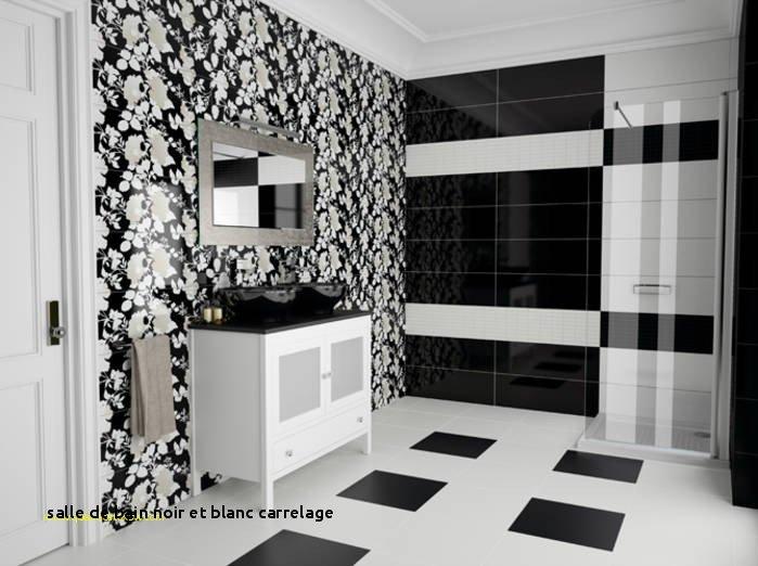 Carrelage faience noir et blanc - livraison-clenbuterol.fr