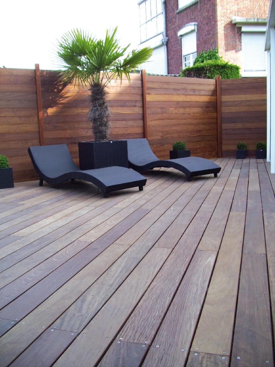 Carrelage pour terrasse et balcon