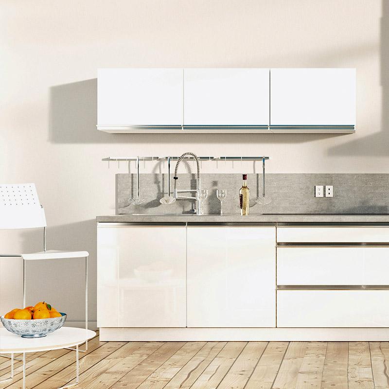 Quel plan de travail avec cuisine gris clair