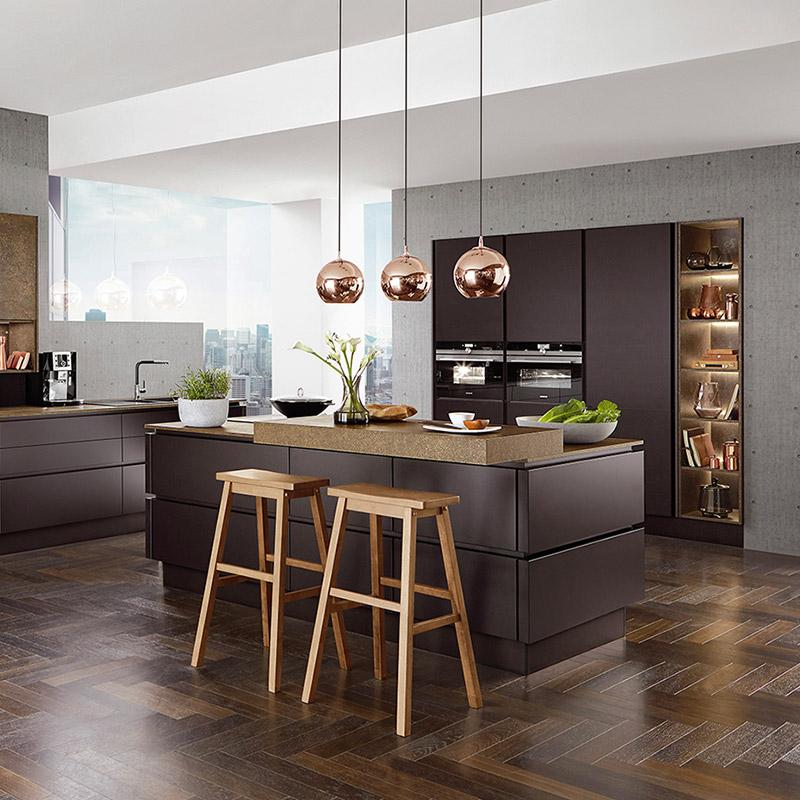 plan de travail stratifie pour ilot central livraison. Black Bedroom Furniture Sets. Home Design Ideas