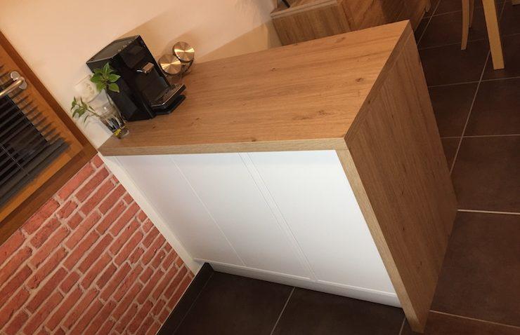plan de travail pour faire une table de cuisine livraison. Black Bedroom Furniture Sets. Home Design Ideas