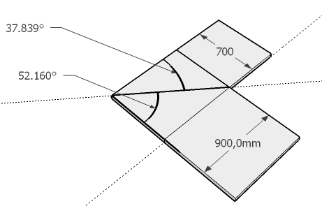 Comment couper un plan de travail d 39 angle livraison - Comment couper plan de travail cuisine ...