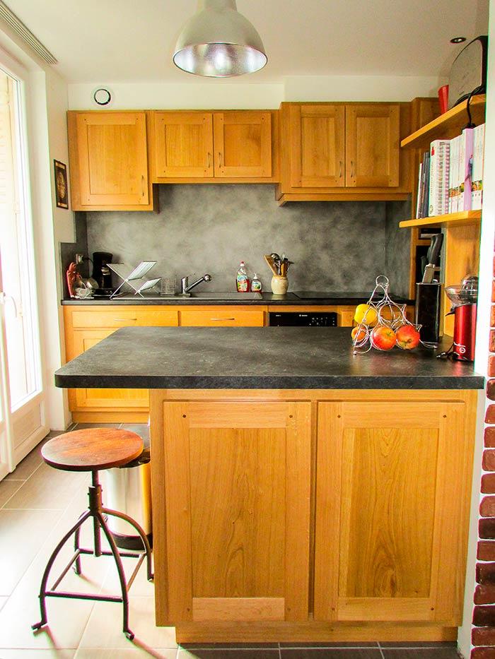 vernis plan de travail stratifi cuisine livraison. Black Bedroom Furniture Sets. Home Design Ideas