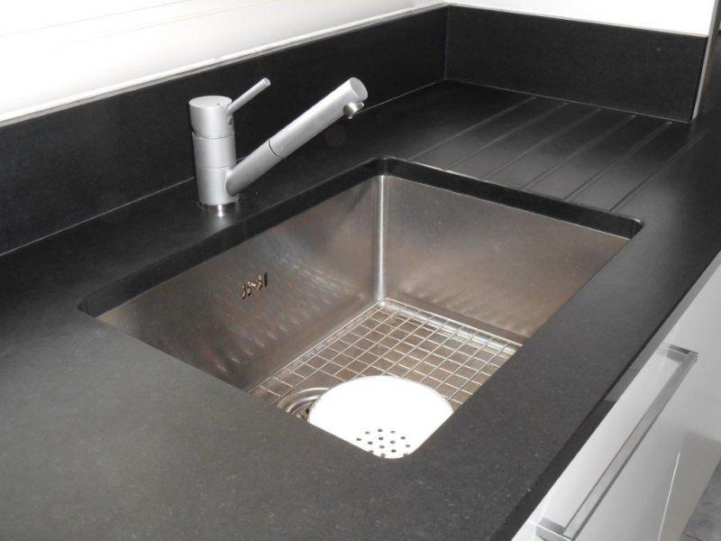 Plan de travail en granite pour cuisine
