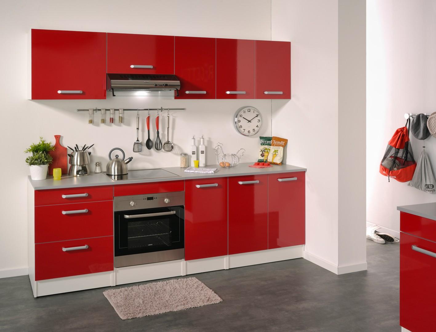 Plan de travail rouge conforama livraison - Meuble de cuisine conforama ...