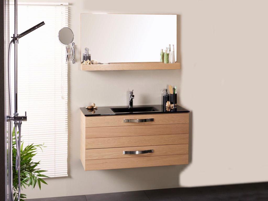 Plan de travail salle de bain bois brico depot