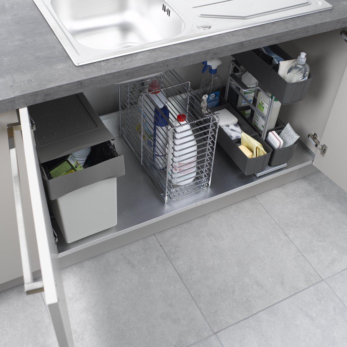 hauteur plan de travail cuisine cuisinella. Black Bedroom Furniture Sets. Home Design Ideas