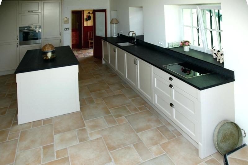 Cuisine Blanche Plan De Travail Granit Noir Livraison Clenbuterol Fr