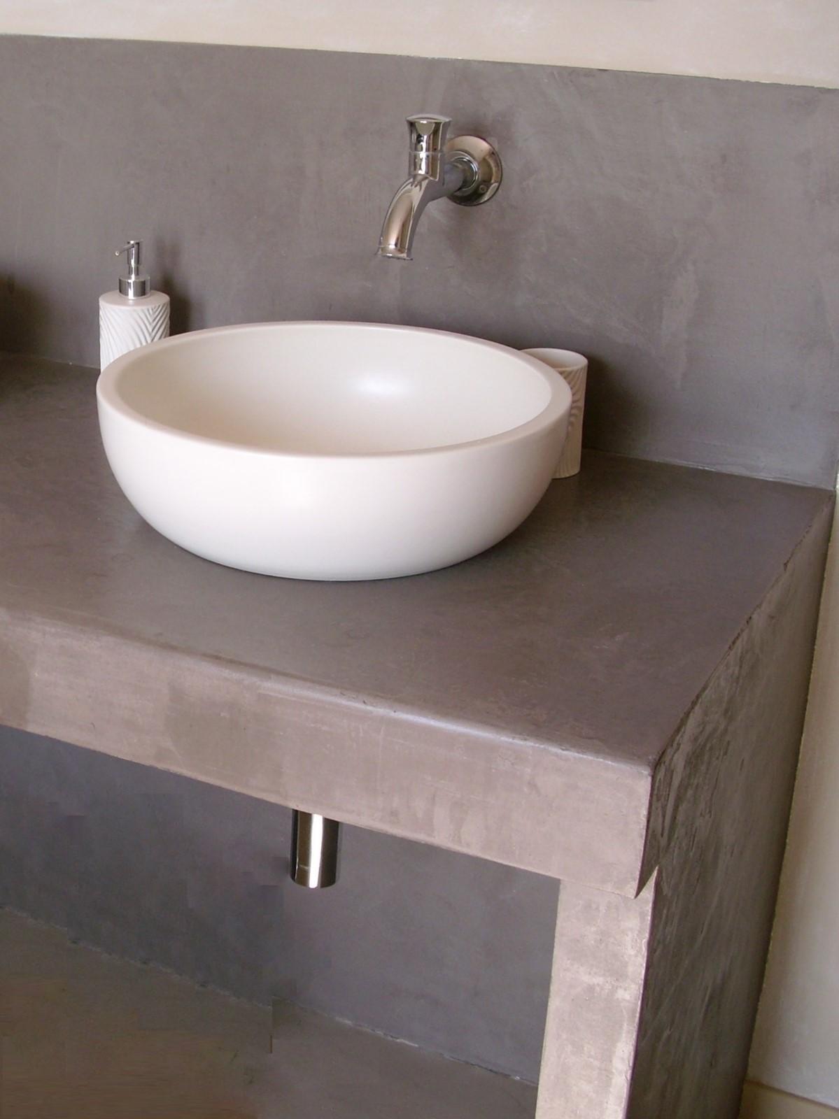 Peindre un plan de travail de salle de bain - livraison-clenbuterol.fr