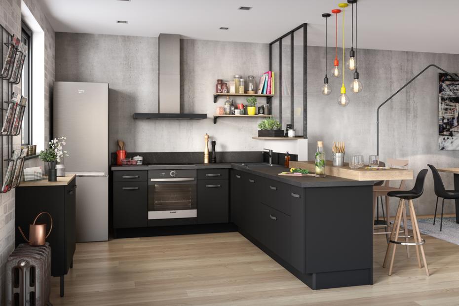 plan de travail socooc. Black Bedroom Furniture Sets. Home Design Ideas