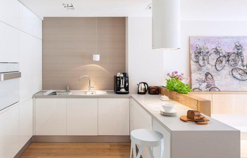 quel plan de travail avec cuisine blanc laqu livraison. Black Bedroom Furniture Sets. Home Design Ideas