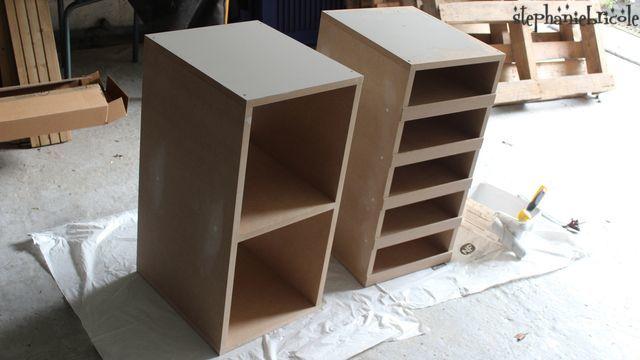 fabriquer bureau avec plan de travail livraison. Black Bedroom Furniture Sets. Home Design Ideas