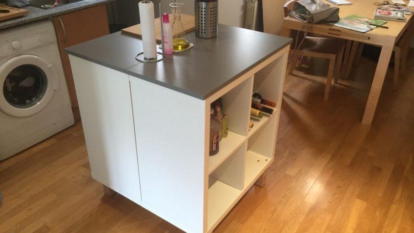 Plan De Travail Pour Ilot Central Cuisine Ikea Livraison