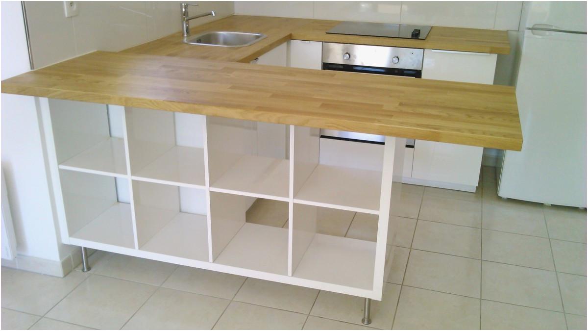 Plan de travail meuble cuisine ikea