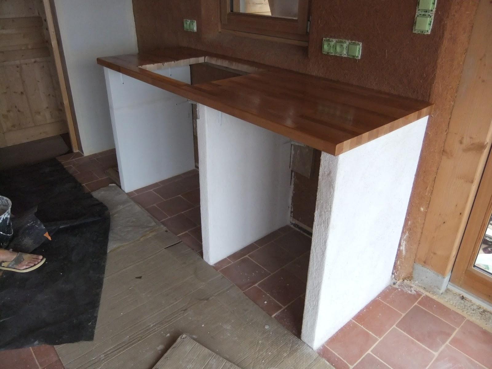 Fixer plan de travail beton cellulaire livraison - Meuble beton cellulaire ...
