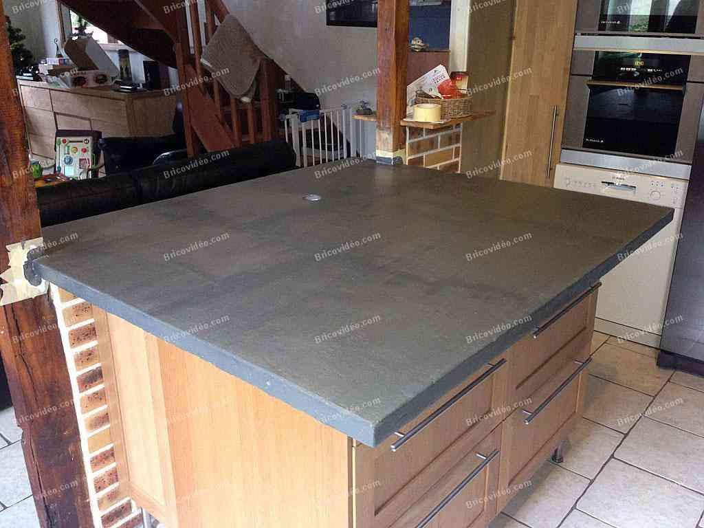 plan de travail leroy merlin beton brut livraison. Black Bedroom Furniture Sets. Home Design Ideas