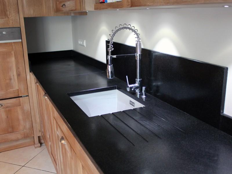 Best Granit Plan De Travail Cuisine Prix Photos - House Design ...