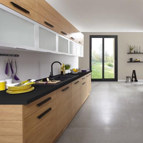plan de travail cuisine longueur 3m livraison. Black Bedroom Furniture Sets. Home Design Ideas