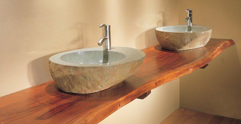 Plan de travail bois salle de bain traitement - livraison-clenbuterol.fr