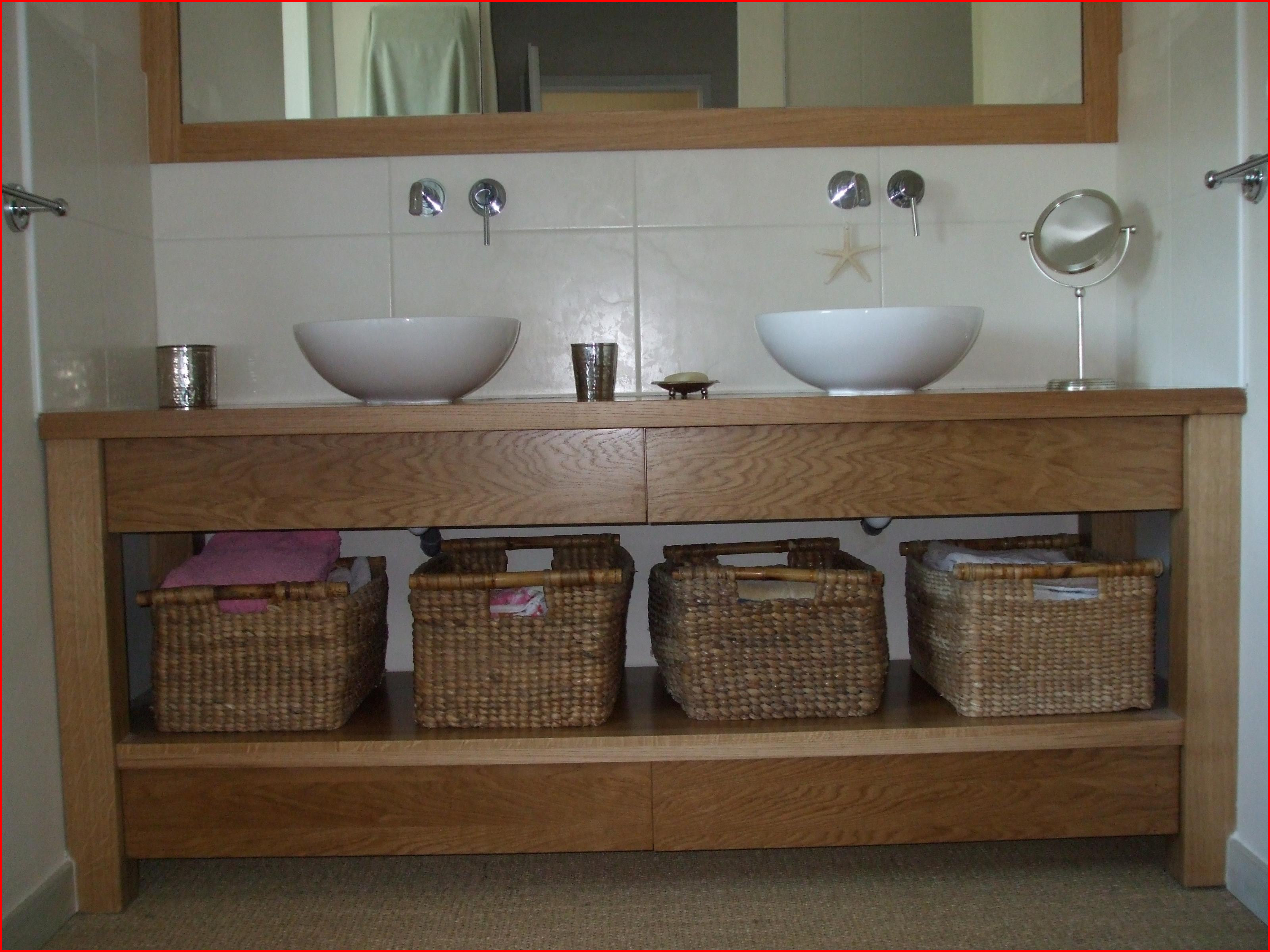 Fabriquer un plan de travail de salle de bain