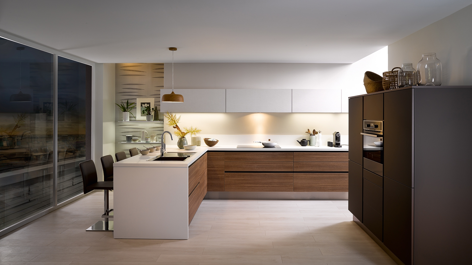plan de travail cuisinella winoka livraison. Black Bedroom Furniture Sets. Home Design Ideas