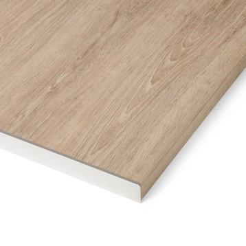 Finition plan de travail cuisine bois