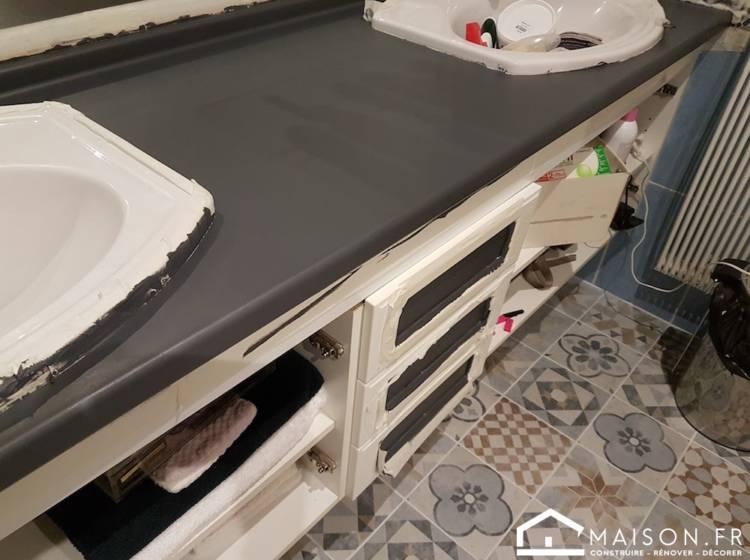 comment fabriquer un plan de travail en resine livraison. Black Bedroom Furniture Sets. Home Design Ideas