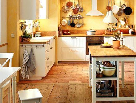 plan de travail central avec rangement livraison. Black Bedroom Furniture Sets. Home Design Ideas