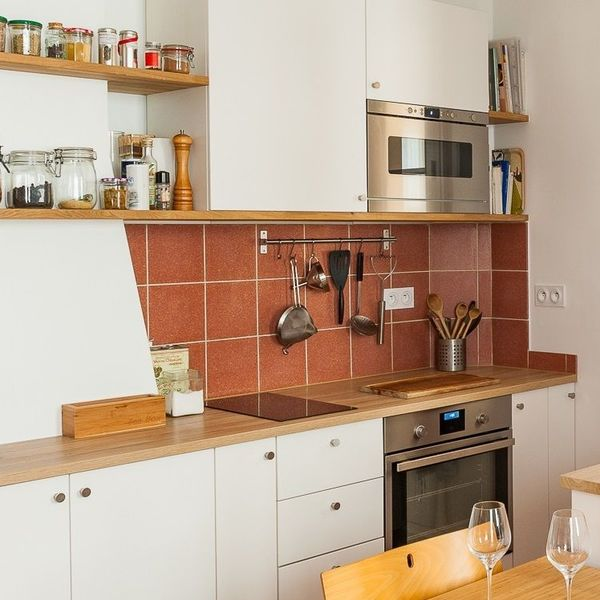 Quel plan de travail choisir pour une cuisine grise - Quel plan de travail choisir pour une cuisine ...